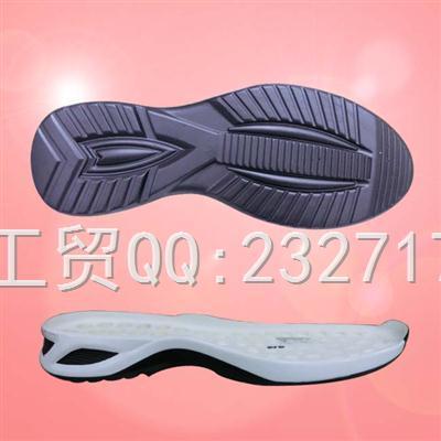 PU聚氨酯2017男款休闲系列C-30008/38-43#