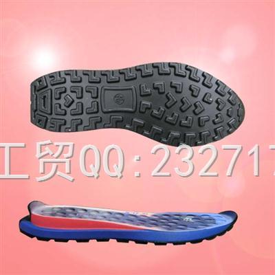 PU聚氨酯2017童鞋系列运动休闲款E-9P012/26-37#