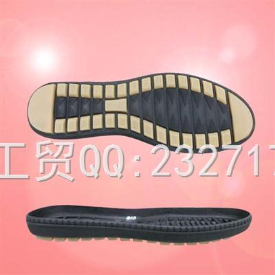 RB橡胶C-1680/38-43#缝线斗底休闲鞋2017热销男款