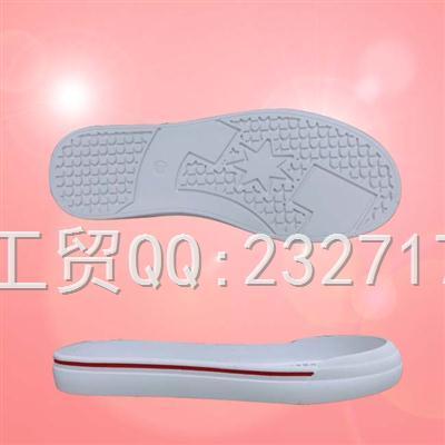 RB橡胶女款AZ-85098/35-39#2017春秋休闲板鞋系列