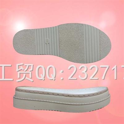 PU聚氨酯女款AZ-69290/35-39#2017时尚休闲松糕鞋系列