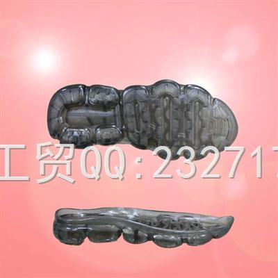 PVC透明E-8T110/26-37#2017热销童鞋底运动休闲系列