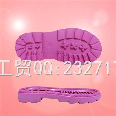 TPR热销E-8T113/26-37#2017童鞋底运动休闲系列