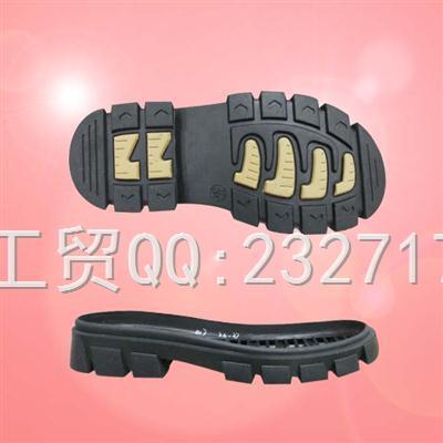 RB橡胶E-9R098/26-37#2017热销童鞋底运动休闲系列