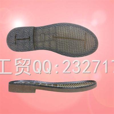 PVC透明2017女款H-80802/35-40#时尚休闲系列