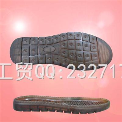 PVC透明2017热销C-13001/38-43#男款马丁靴系列