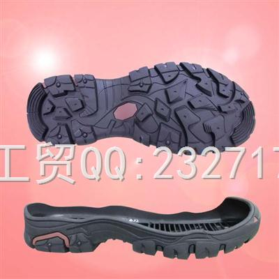 RB橡胶男款D-5A2212/38-43#休闲板鞋系列