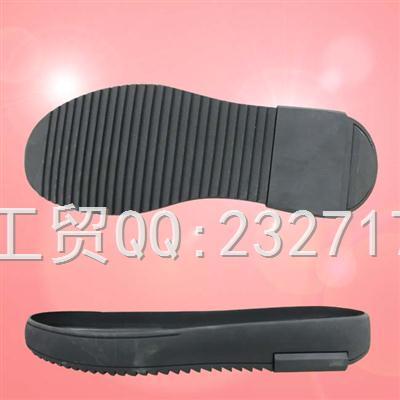 RB橡胶男款D-5A2308/38-43#休闲板鞋系列