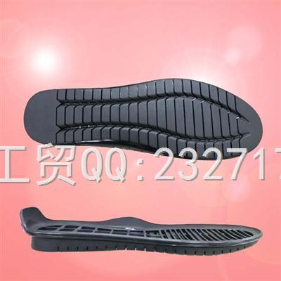 RB橡胶男款D-5A2389/38-43#休闲板鞋系列