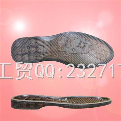 PVC透明2017热销C-5313/38-43#绅士休闲男款系列