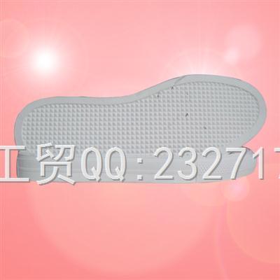 2018新款C-51016/38-43#RB橡胶休闲板鞋