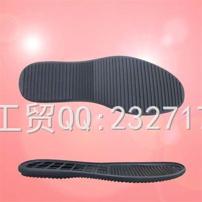 2018新款RB橡胶男款E-81080/38-43#豆豆鞋系列