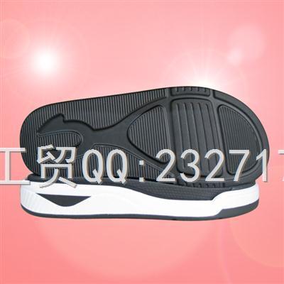 2018新款PU聚氨酯沙滩鞋C-60150/38-43#男款系列