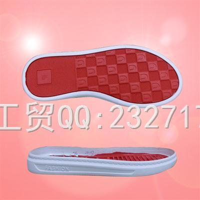 2018新款童鞋底RB橡胶E6-T006/26-37#运动休闲系列