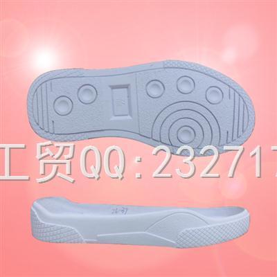 2018新款童鞋底RB橡胶E6-T8016/26-37#运动休闲系列