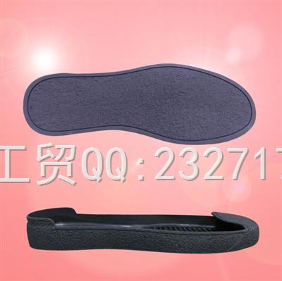 2018新款RB橡胶休闲板鞋系列男款E-100K8/38-43#