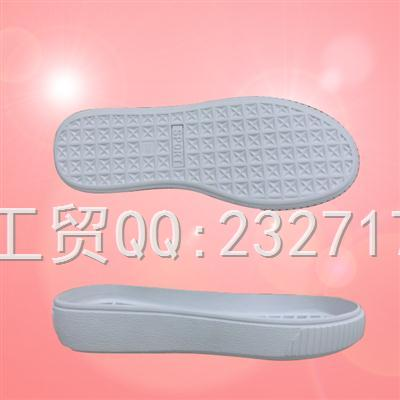 2018新款RB橡胶M-M222835-40#时尚休闲女款系列
