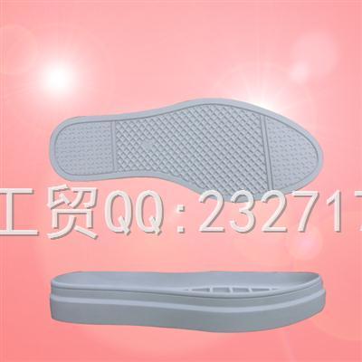 2018新款RB橡胶M-M2308/34-40#时尚休闲女款系列