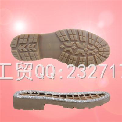 2018新款RB橡胶J-7759/35-40#休闲女鞋系列