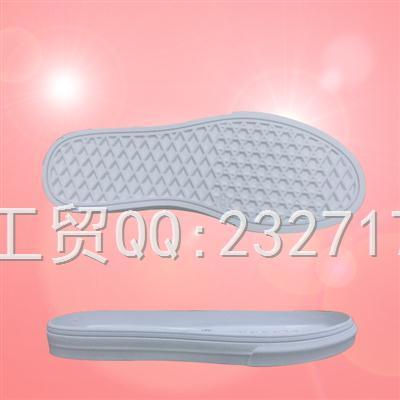 2018新款RB橡胶M-HK5220/35-39#休闲女鞋系列