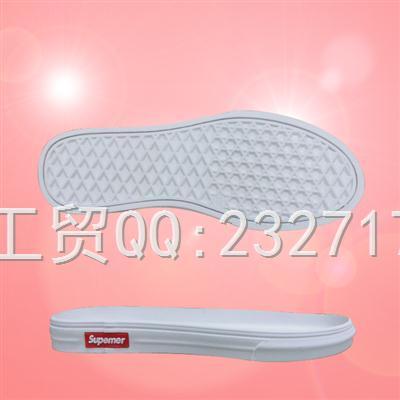 2018新款RB橡胶M-K5019/35-39#休闲女鞋系列