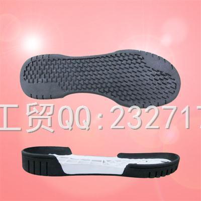 2018新款TPR女款T1-656/36-41#休闲板鞋系列