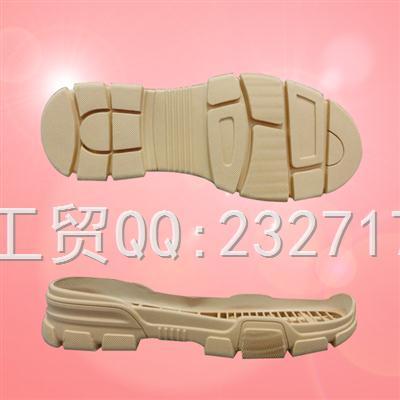 2019新款RB橡胶AL-861057/38-43#户外休闲系列男款