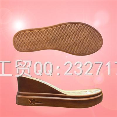 2019新款PU聚氨酯Y1-6C5123/35-40#时尚凉鞋女款系列