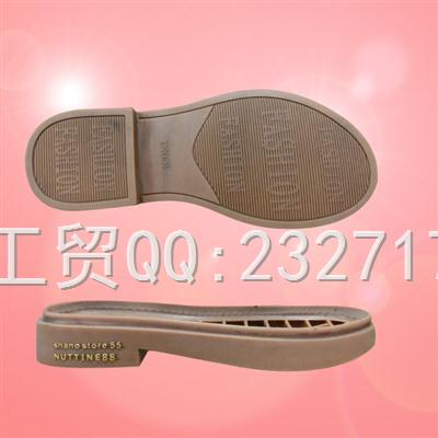 2019新款RB橡胶Y1-6A8033/35-40#时尚休闲女款系列