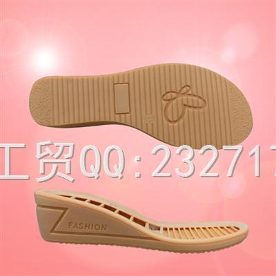 2019新款RB橡胶Y1-6A8086/35-40#时尚休闲女款系列