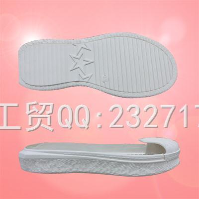 2019新款RB橡胶Y1-6A8815/35-40#时尚休闲女款系列
