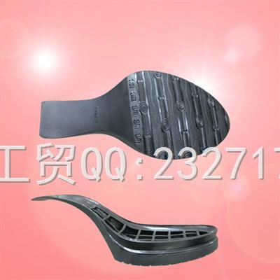 2019新款PVC外销Gg-A009/35-39#女款防水台
