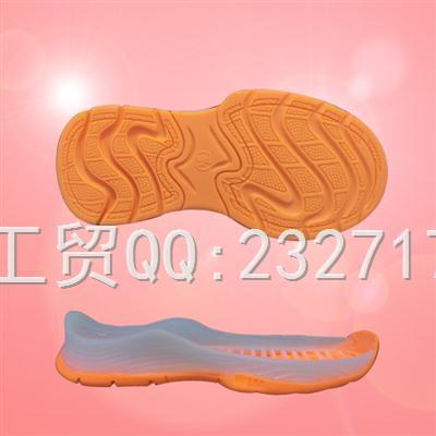 2019新款童鞋底Dd-5031/26-37#RB橡胶运动休闲系列