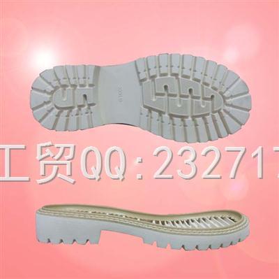 2019新款RB橡胶D1-1908/35-39#时尚休闲运动系列女款