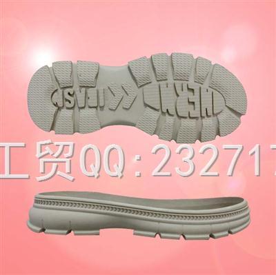 2019新款RB橡胶D1-8829/35-39#时尚休闲运动系列女款