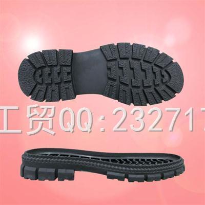 2019新款RB橡胶q-10936/38-43#时尚休闲运动户外系列男款