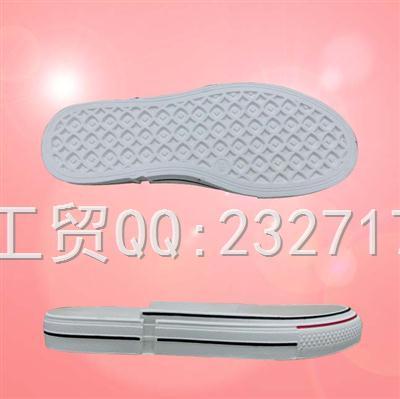 2019新款RB橡胶E-6085/35-40#户外休闲系列女款