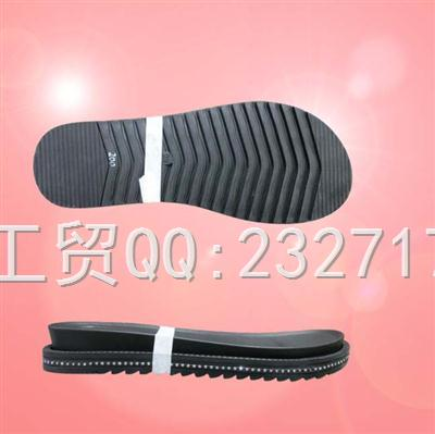 2020PU聚氨酯+RB组合新款Y2-3615/35-39#女凉鞋系列