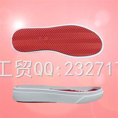 2020新款04RB橡胶d-2085/35-39#休闲板鞋高边女款系列
