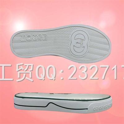 2020新款04RB橡胶r-17161/35-39#休闲板鞋高边女款系列