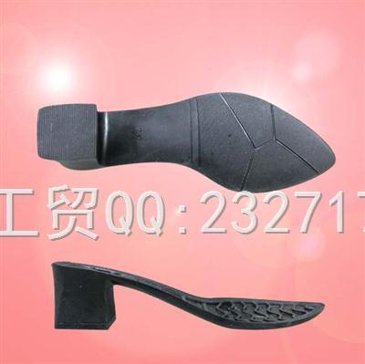 2020新款04RB橡胶r-7686/35-39#时尚高跟女款系列