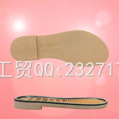 2020新款04RB橡胶Y2-20222/35-39#时尚低跟女款