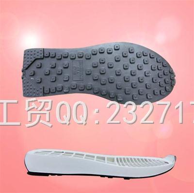 2020新款04RB橡胶Y3-18601/35-39#Y运动休闲女款