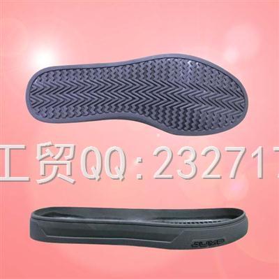 2020新款04RB橡胶q-11523*/38-43#板鞋高边男款系列