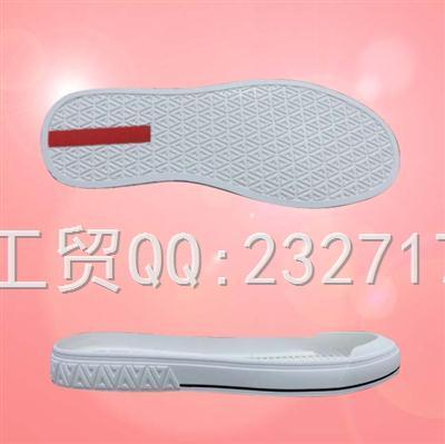 2020新款04RB橡胶q-11215*/38-43#休闲板鞋包头男款系列