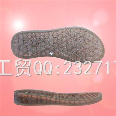 2020新款06PVC透明休闲女款系列也-2778/35-40#