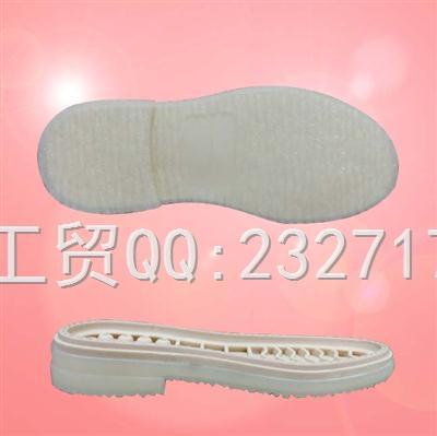2020新款06TPR透明时尚休闲女款Y3-6890/35-40#