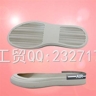 2020新款06RB橡胶休闲包头板鞋男款系列AK-2G2035/38-43#