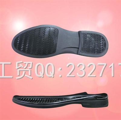 2020新款07RB橡胶商务休闲系列男款H-16009/38-43#