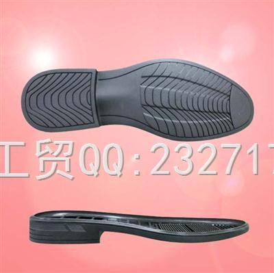 2020新款07RB橡胶商务休闲系列男款H-19065/38-43#